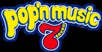 Pop'n Music 7 logo