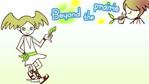 そよもぎ 「Beyond the prairie」