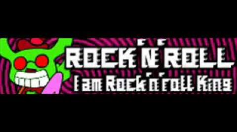 I am Rock'n'roll King