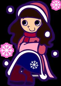 Sanae-chan 7 2P