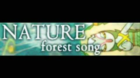 NATURE 「forest song」