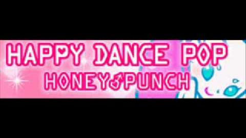 HAPPY DANCE POP 「HONEY♂PUNCH」