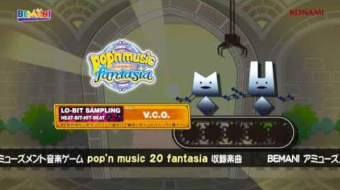 【pop'n music 20】HEAT-BIT-HIT-BEAT