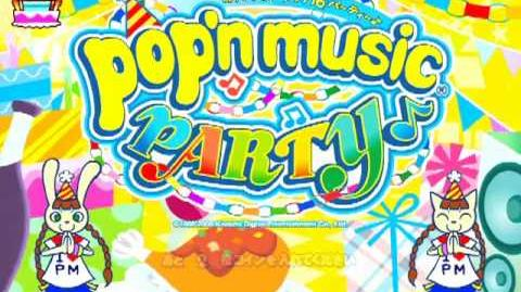 Pop'n music 16 PARTY - Opening & Demo loop