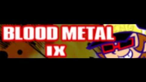 BLOOD METAL HD 「IX」