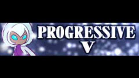 PROGRESSIVE 「V -conclusion-」