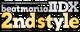 IIDX 2 logo