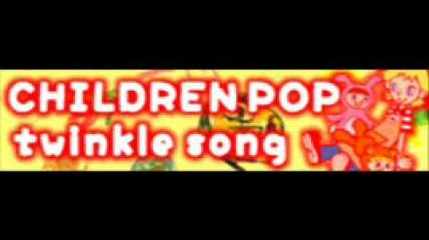 CHILDREN POP 「twinkle song」