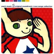 Pop'n music 2 original soundtrack - new songs collection