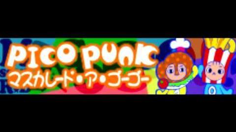 PICO PUNK 「マスカレード・ア・ゴーゴー」