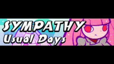 SYMPATHY 「Usual Days」