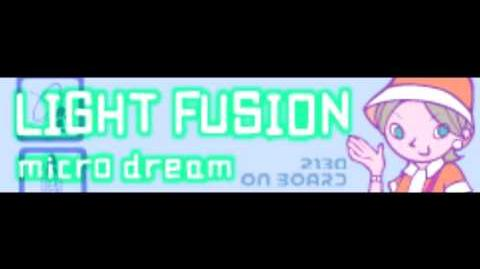 LIGHT FUSION 「micro dream remix」