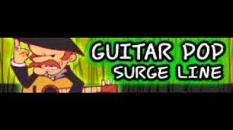 GUITAR POP 「SURGE LINE」