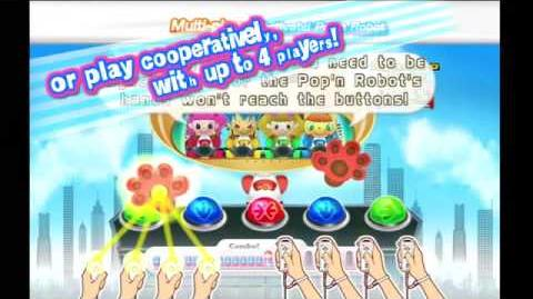 Pop'n Rhythm Pop'n Music Trailer