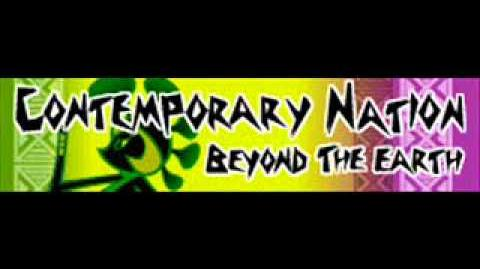 CONTEMPORARY NATION 「Beyond the Earth」