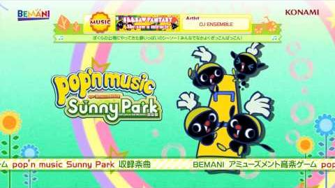 【pop'n music Sunny Park】She saw a miracle