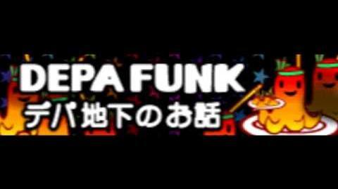 DEPA FUNK 「デパ地下のお話 LONG」