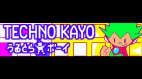 TECHNO KAYO 「うるとら★ボーイ LONG」