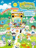 Pop'n Music Sunny Park poster