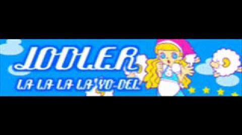 JODLER 「LA LA LA LA YO-DEL」