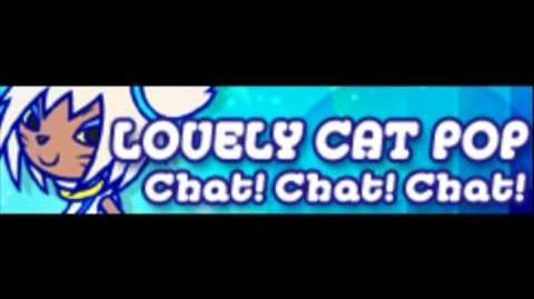 LOVELY CAT POP sampling masters MEGA - Chat! Chat! Chat!