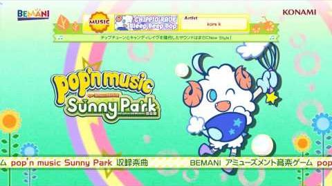 【pop'n music Sunny Park】Bleep Beep Bop