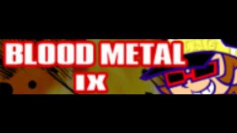 BLOOD METAL HD 「IX -GITADOROCK ver