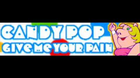 CANDY POP 「Give Me Your Pain (pop'n cafe)」-1