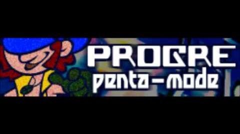 PROGRE「penta-mode」