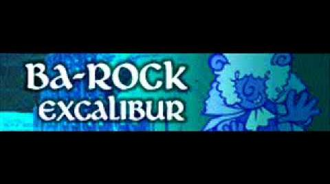BA-ROCK 「EXCALIBUR」