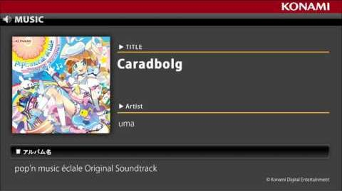 Caradbolg pop'n music éclale Original Soundtrack