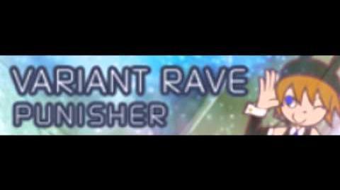 VARIANT RAVE HD 「PUNISHER (GITADORA Ver