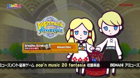【pop'n music 20】時を止める魔女