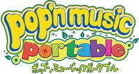 Pop'n Music Portabel logo