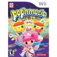 Pop'n Music Wii (USA)