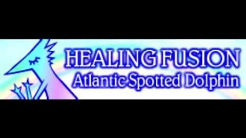 HEALING FUSION 「Atlantic Spotted Dolphin LONG」