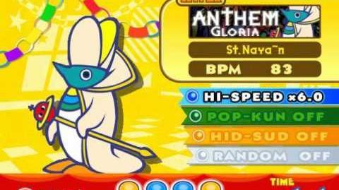 Pop'n Music 7 - Anthem - Gloria