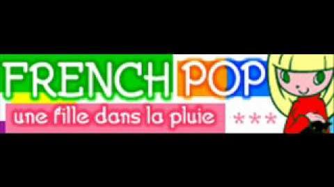 FRENCH POP 「une fille dans la pluie」