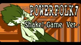 POWER FOLK 7 「Shake! -Game Ver.-」