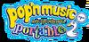 Pop'n Music Portable 2 logo