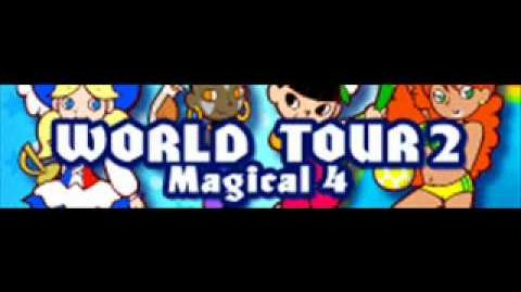 WORLD TOUR 2 「Magical 4」