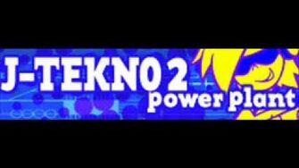 J-TEKNO 2 「power plant (Instrumental Best)」