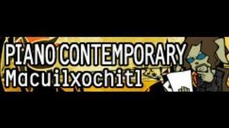 PIANO CONTEMPORARY HD 「Macuilxochitl LONG」