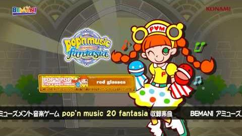 【pop'n music 20】Like a pop'n music