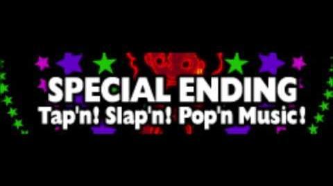 SPECIAL ENDING「Tap'n! Slap'n! Pop'n Music!」