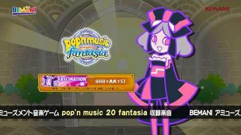 【pop'n music 20】朧