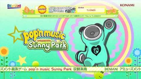【pop'n music Sunny Park】雨ノチHello