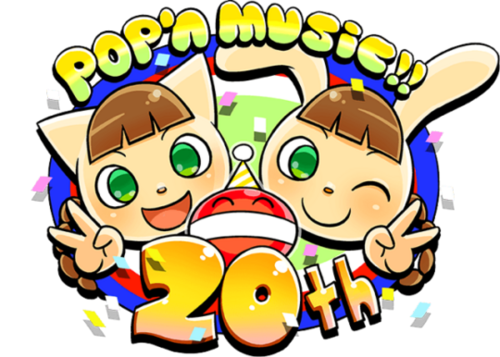 Pop'n 20th anniversary