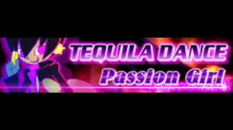 TEQUILA DANCE 「Passion Girl LONG」