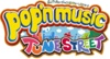 Pop'n music 19 TUNE STREET logo